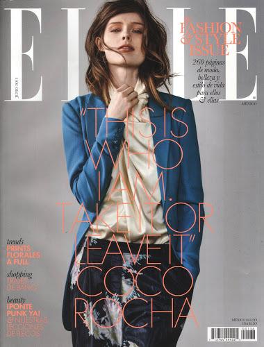 Revista Elle México: junio 2013