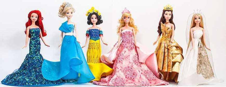 De Princesas y Diseñadores