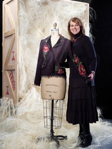Lydia Lavín: trabajo artesanal y diseño contemporáneo